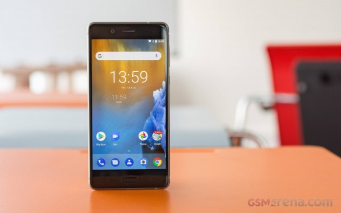 Nokia 8 with 6GB RAM arrives in Finland