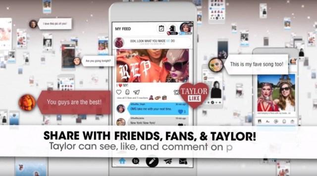 The Swift Life é a nova rede social para os fãs da Taylor Swift