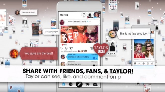 The Swift Life is a new social network for Taylor Swift fans