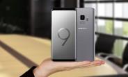 Samsung Galaxy S9 stars in premature hands-on photos
