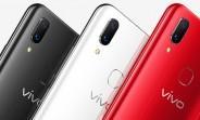 vivo X21 announced, under-display fingerprint version in tow