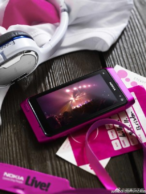 HMD's Nokia N8 teaser from Weibo