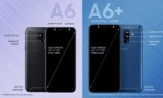 Samsung Galaxy A6 (2018) and A6+ (2018) prices leak