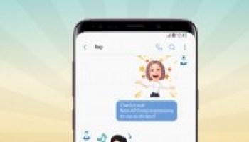 gsmarena com | Samsung releases Frozen AR emoji for the