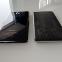 Nokia 8 Sirocco early prototypes