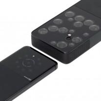 Concept of a Light-powered phone camera