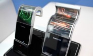 Samsung's foldable Galaxy X will have a curved battery, 3,000 mAh or larger