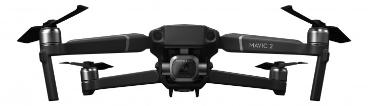 """DJI unveils Mavic 2 Pro and Mavic 2 Zoom: one has 1"""" sensor, the other does 2x zoom"""