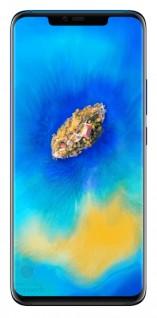 Rendu allégué du Huawei Mate 20 Pro