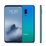 Aurora Blue color: Meizu 16