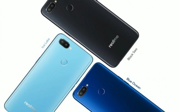 gsmarena 004 - شركة أوبو تزيح الستار رسمياً عن هاتف Realme 2 Pro مع شاشة 6.3 إنش وقارئ البصمة