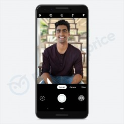 Google Pixel 3 marketing images