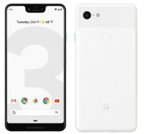 Google Pixel 3 XL in Clearly White