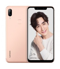 Lenovo S5 Pro Official with a Notch Screen Display