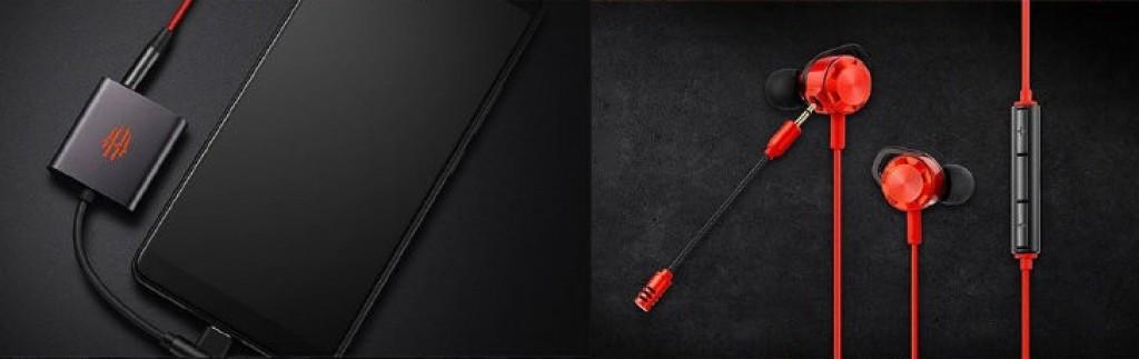 gsmarena 005 - شركة Nubia تزيح الستار عن هاتف Red Magic Mars مع 10GB من الرام
