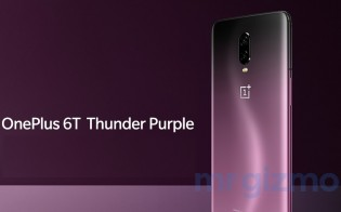 OnePlus 6T Thunder Purple