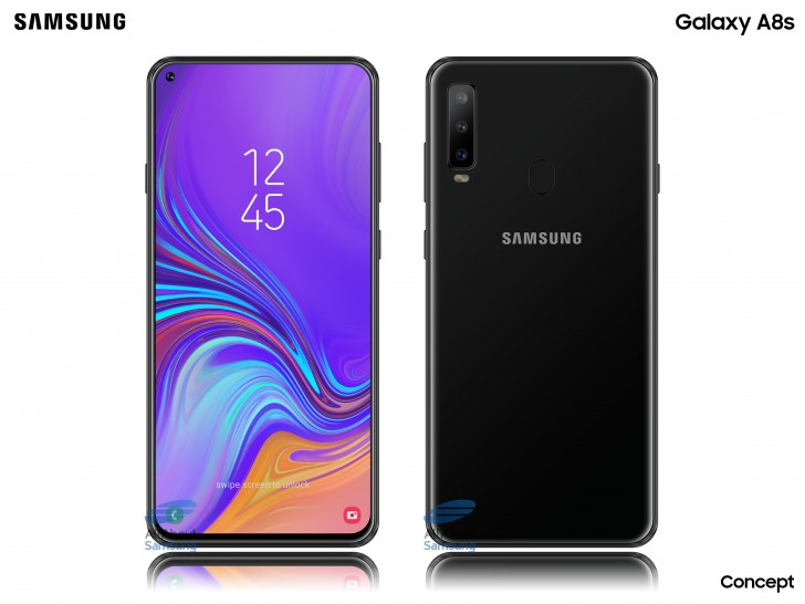 Samsung Galaxy A8s to come without 3.5 mm audio jack - GSMArena.com news