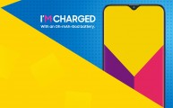 Official Samsung Galaxy M teaser images