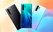Huawei P30 and P30 Pro press renders leak in full