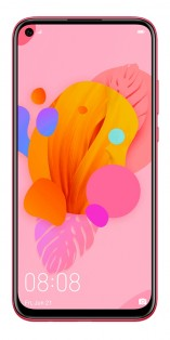 Huawei P20 Lite 2019 in Blue and Red