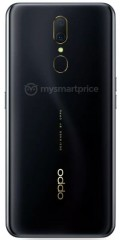 Oppo A9x in Meteorite Black (leaked images)