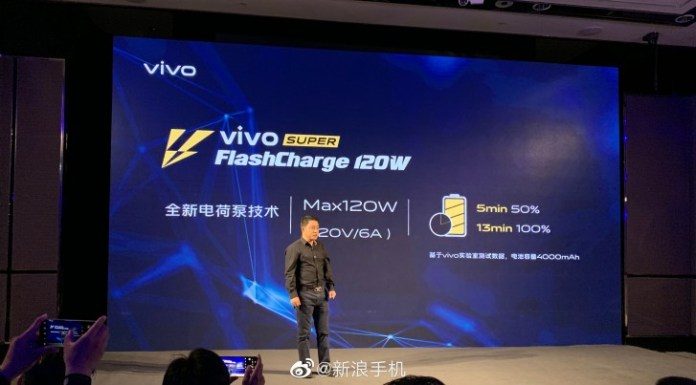 vivo announce iQOO 5G, which will launch later this year, talks AR and 120W charging