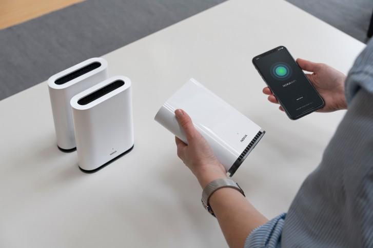 Nokia giới thiệu bộ định tuyến WiFi Beacon 1