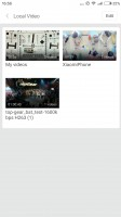 Video player - Xiaomi Redmi Note 3 review