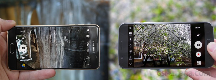 Half Priced Galaxy A5 2016 vs. Galaxy S7 review