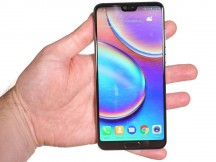 In the hand - Huawei P20 Pro review