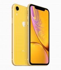 Yellow - iPhone XR review
