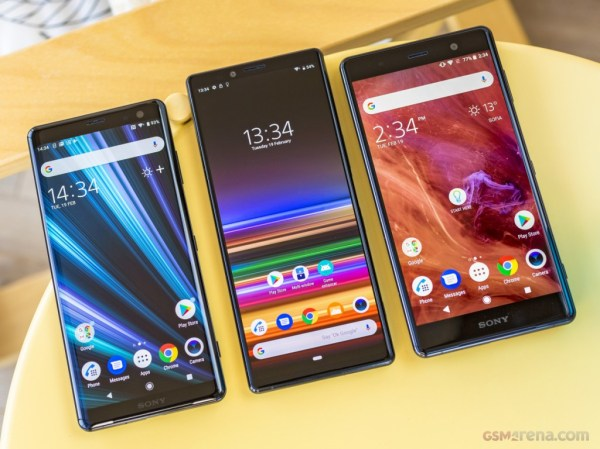 Sony Xperia 1 pictures, official photos