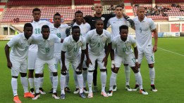 Image result for Okpara urges Eagles to focus on 2018 World cup qualifiers