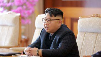 Image result for Kim Jong-un bans Christmas, makes North Korea worship grandma