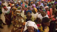 Image result for VSF earmarks N120 million for Boko'Haram widows