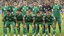 Image result for Algeria call up 18 players for Nigeria Clash