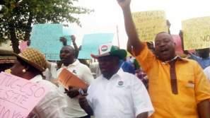 Image result for NLC commends Abia govt on effective disbursement of Paris Club bailout