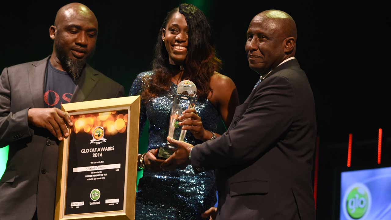 Image result for glo caf awards 2016
