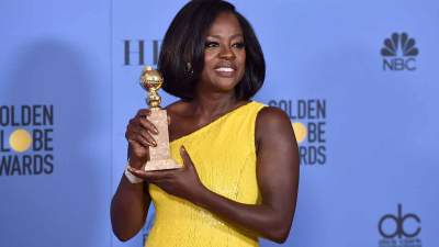 Image result for Viola Davis, Fences golden globes