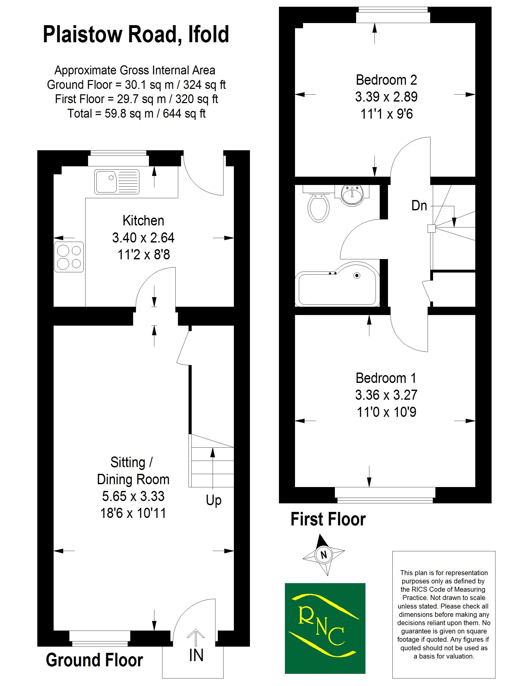 2 Bedroom House For Sale In Ifold