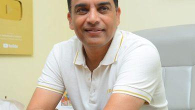 'Icon Star' Adhi aayanae pettukunnadu.. : Dil Raju