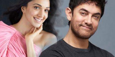 Aamir Khan Tested Covid +ve; Kiara to undergo test!