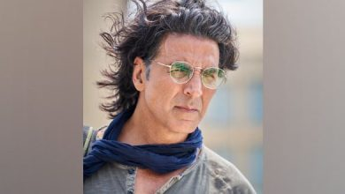First Look: Akshay Kumar In Ram Setu
