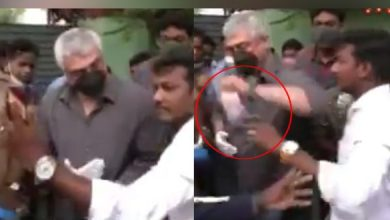 Video: Ajith Snatches Phone From Fan's Hand