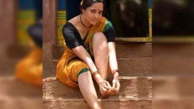Anasuya As Sunil's Wife In Pushpa