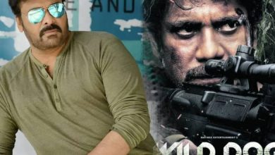 Every Indian Must Watch Wild Dog, Says Chiranjeevi