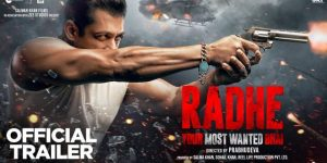 Radhe Trailer: Salman's Fight On Mumbai's Drug & Crime Mafia!