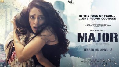Pic Talk: Courageous 'MAJOR' Lady