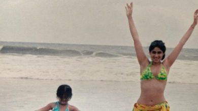 Ananya Pandey Shares Bikini Pic With Mom