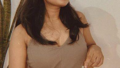 Pics: Drushyam's Esther Anil Slays in Denim Shorts
